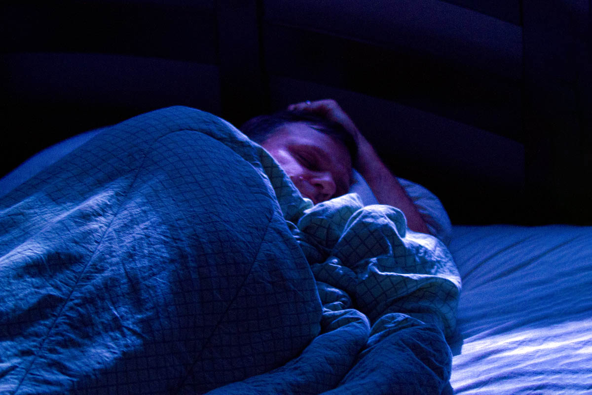Data from more than a million people found that genetic liability to insomnia may increase the risk of coronary artery disease, heart failure and stroke. (American Heart Association)
