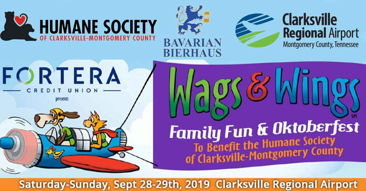 Wags & Wings Family Fun and Oktoberfest