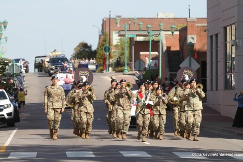 Welcome Home Veterans Parade
