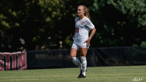 Governors earn a point, draw 2-2 in OVC opener