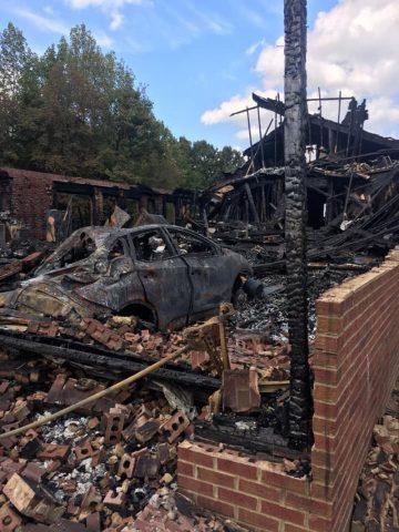Clarksville Online Fire