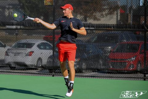 Austin Peay Men's Tennis wins pair of doubles matches at Louisville Fall Invitational, Saturday. (APSU Sports Information)