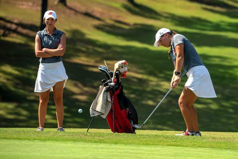 Austin Peay Women's Golf finishes 10th at Chris Banister Golf Classic. (APSU Sports Information)