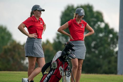 Austin Peay Women's Golf hits the road Monday to take part in the Lady Red Wolves Classic in Johnsboro, Arkansas. (APSU Sports Information)