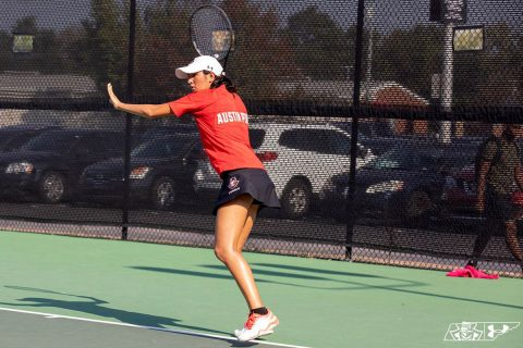 Austin Peay Women's Tennis to continue play at ITA Ohio Valley Regional, Friday. (APSU Sports Information)