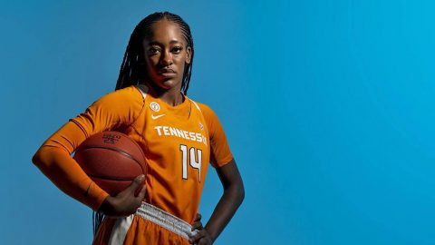 Tennessee Women's Basketball plays it's only exhibition game Tuesday night against Carson-Newman at Thompson-Boling Arena. (UT Athletics)