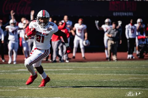 Austin Peay State University Football defeated Southeast Missouri 28-24 at Fortera Stadium, this past Saturday. (APSU Sports Information)