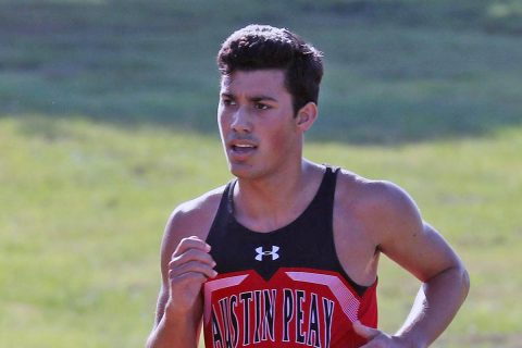 Austin Peay Men's Cross Country team heads North for Fast Cats Classic, Saturday. (APSU Sports Information)