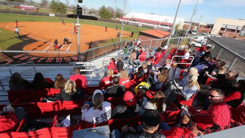 Austin Peay Women's Softball plays Wabash Valley this Friday at Cathi Maynard Park-Cheryl Holt Field. (Robert Smith, APSU Sports Information)