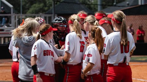 Austin Peay Women's Softball to hold annual Red and Black World Series this week at Cathi Maynard Park-Cheryl Holt Field. (APSU Sports Information)