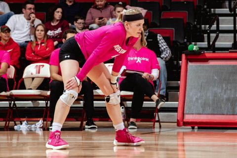 Austin Peay Women's Volleyball seeks to continue winning ways this weekend when the Govs travel to Tennessee Tech and Jacksonville State. (APSU Sports Information)