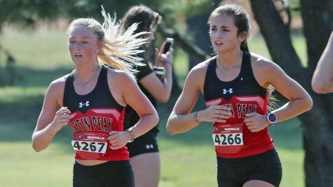 Austin Peay Women's Cross Country team to race in Kentucky Wesleyan's Fast Cats Classic, Saturday. (APSU Sports Information)
