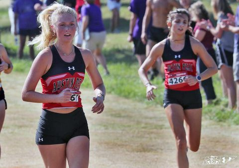Austin Peay State University Women's Cross Country finishes 2019 regular season with a Third place finish at the Murray State Open. (APSU Sports Information)