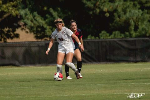 Austin Peay Women's Soccer travels to Eastern Kentucky Friday then heads to Tennessee Tech for a Sunday night matchup. (APSU Sports Information)