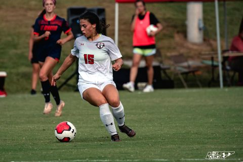 Austin Peay Women's Soccer is on the road today to take on Jacksonville State. (APSU Sports Information)