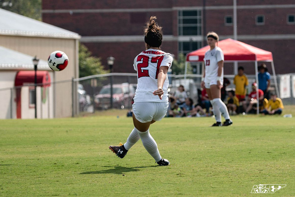 Austin Peay Women's Soccer plays Eastern Illinois at the Morgan Brothers Soccer Field, Friday at noon. (APSU Sports Information)