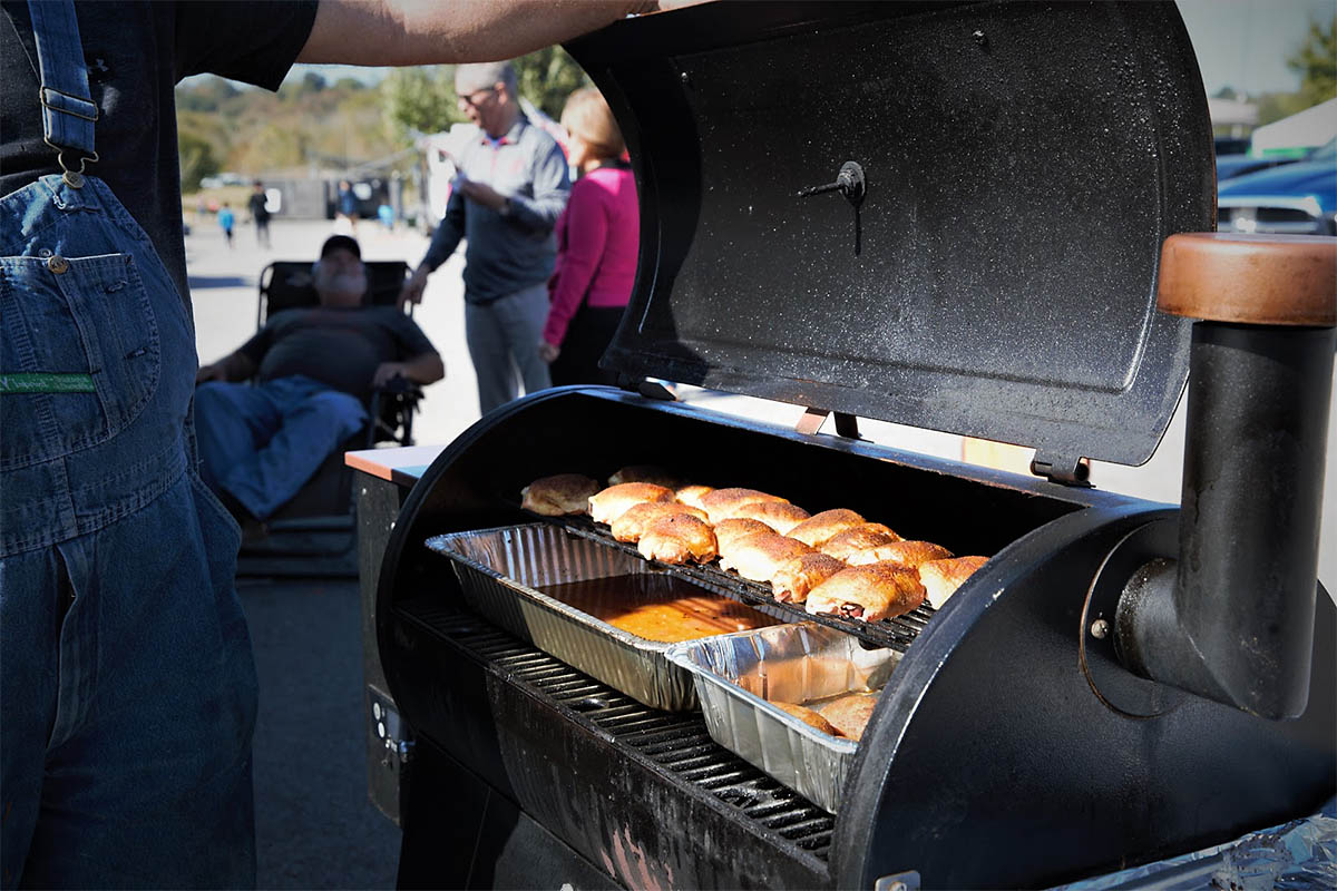 Third annual Clarksville BBQ Bash was held Saturday, October 19th, 2019 at Liberty Park.