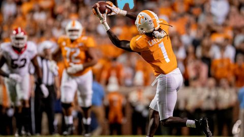 Tennessee Vols Football set to host Mississippi State this Saturday at Neyland Stadium. (UT Athletics)