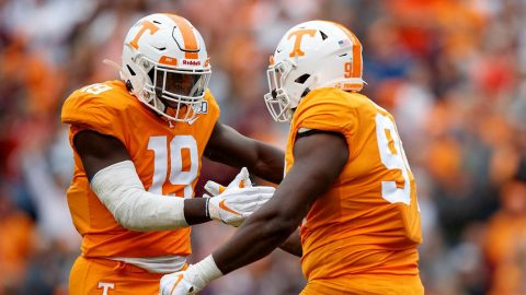 Tennessee Volunteers look to take down #1 Alabama Crimson Tide in Tuscaloosa, Saturday. (UT Athletics)