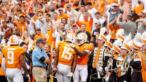 Tennessee Vols Football will take on UAB Blazers at Neyland Stadium for Homecoming, Saturday. (UT Athletics)