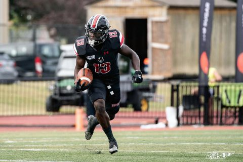 Austin Peay Football junior defensive back Kordell Jackson named OVC Defensive Player of the Week. (APSU Sports Information)