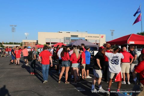 APSU Tailgate Alley