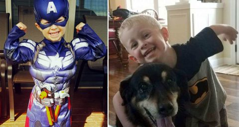 Third Annual Scotti Reif Superhero Adoption Event to be held at Montgomery County Animal Care and Control on October 26th.