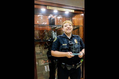 Clarksville Police Lieutenant Melissa Spielhagen