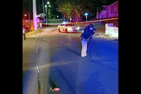 Clarksville Police are investigating a shooting that took place last night on College Street that resulted in one person being killed.