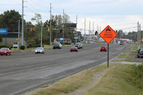 The Clarksville Street Department announced today that portions of U.S. Highway 41A Bypass are under construction in preparation for paving later this month.. Citizens are urged to use caution when traveling from the Red River Bridge to Hermitage Drive along New Providence Boulevard for the next several weeks.