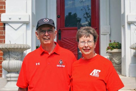 Henry and Monika Bowman have made a donation to the Austin Peay State University Foundation to create an Endowed Scholarship for APSU Students.
