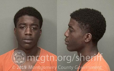 Shomari Moody has been taken into custody by Clarksville Police.