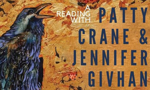 Zone 3 Press Poetry Reading featuring Patty Crane and Jenn Givhan to be help at APSU on October 17th.