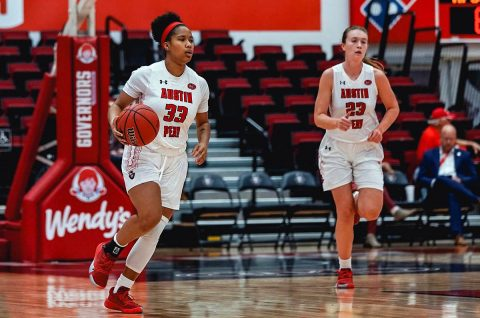 Austin Peay State University Women's Basketball travels to Chattanooga to take on the Mocs Sunday afternoon. (APSU Sports Information)