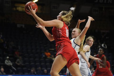 Austin Peay State University Women's Basketball looks to tame the Kentucky Wildcats in Lexington, Sunday. (APSU Sports Information)