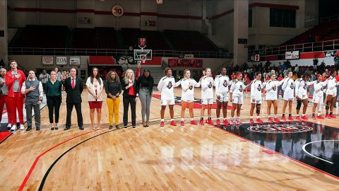 Austin Peay State University Women's Basketball faces Kentucky Wesleyan tonight at the Dunn Center. (APSU Sports Information)