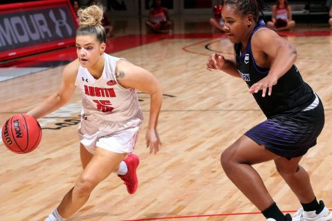 Austin Peay State University Women's Basketball plays Christian Brothers at the Dunn Center, Friday. (APSU Sports Information)