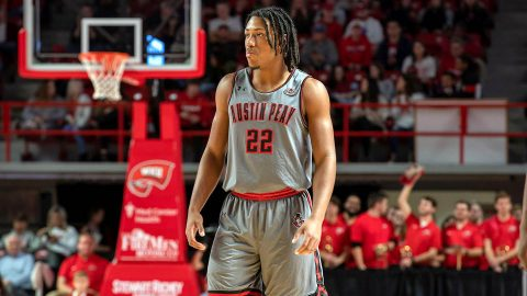 Austin Peay State University Men's Basketball hits the road Saturday to take on Tulsa. (APSU Sports Information)