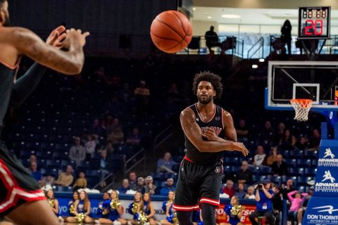 Austin Peay State University Men's Basketball travels to Nashville to play Vanderbilt at Memorial Gymnasium, Wednesday. (APSU Sports Information)