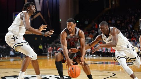 Austin Peay State University Men's Basketball returns to the Dunn Center Saturday to play Southeastern Louisiana. (APSU Sports Information)