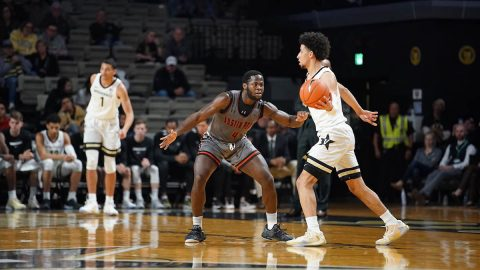 Austin Peay State University Men's Basketball takes on South Carolina State Monday night at the Dunn Center. (APSU Sports Information)