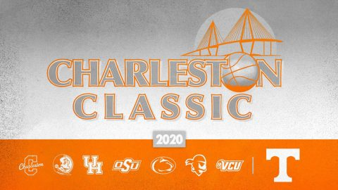 Tennessee Men's Basketball is set to take part in the 2020 Charleston Classic in South Carolina. (UT Athletics)