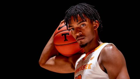 Tennessee Men's Basketball plays Murray State at Thompson-Boling Arena, Monday. (UT Athletics)
