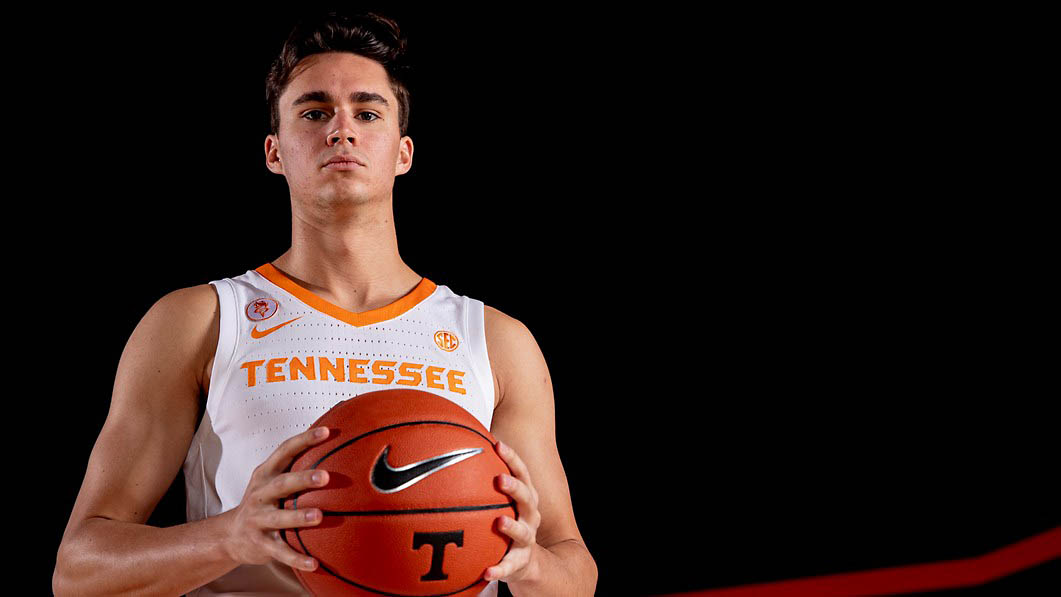 Tennessee Men's Basketball hits the courts at Thompson-Boling Area Wednesday night to take on Alabama State. (UT Athletics)