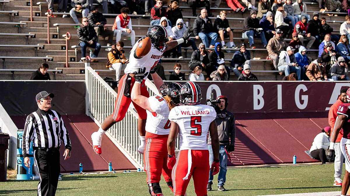 Austin Peay State University Football plays for the top spot in the OVC Saturday when the Govs host UT Martin for Homecoming. (APSU Sports Information)