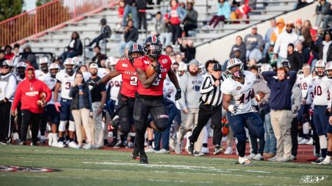 Austin Peay State University Football defeated UT Martin 38-24 at Fortera Stadium for Homecoming this past Saturday. (APSU Sports Information)