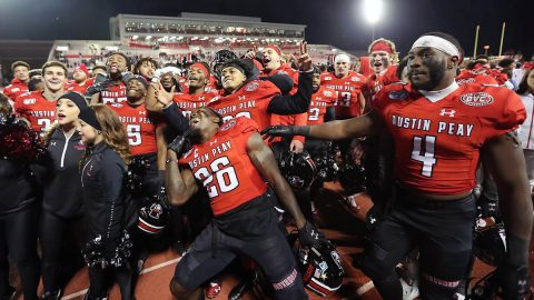 Austin Peay State University Football to appear in their first playoff game in history Saturday when the Governors play Furman Paladins at Fortera Stadium. (APSU Sports Information)