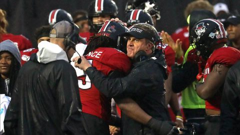 Austin Peay State University Football controls game from start to finish in 42-6 win over Furman Saturday at Fortera Stadium. (APSU Sports Information)
