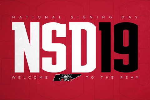 Austin Peay State University adds Six players during National Signing Day. (APSU Sports Information)