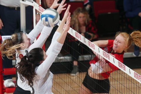 Austin Peay State University Women's Volleyball has four players hit double digit kills, but fall in five sets to Southeast Missouri. (APSU Sports Information)
